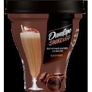 Коктейль йогуртный Даниссимо капучино 5,2% 260 г бзмж