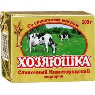 Маргарин Хозяюшка сливочный 60 % 200 г