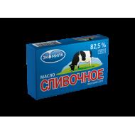 Сливочное масло Экомилк 82,5 % 180 г бзмж