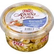 Коктейль Vici из маринованных морепродуктов в масле