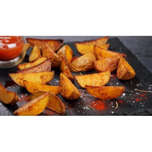 Картошка за 15 минут в микроволновке