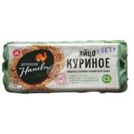 Яйцо куриное Деревенские Напевы C1 10 шт