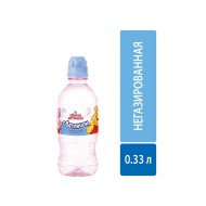 Детская питьевая вода Святой источник Светлячок негазированная с рождения 330 мл