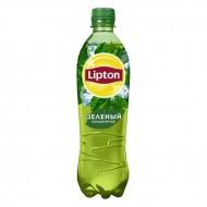 Холодный чай Lipton зеленый 0.5л