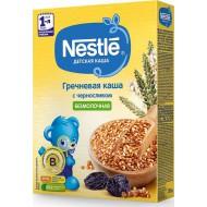 Каша Nestle безмолочная гречневая с черносливом 1 ступень