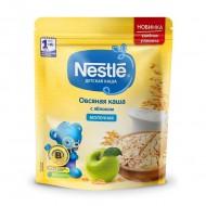 Каша Nestle молочная овсяная с яблоком с 5 месяцев