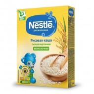 Каша Nestle рисовая низкоаллергенная безмолочная 1 ступень