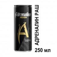 Напиток Adrenaline Rush энергетический 0,25л